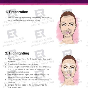 Highlighting and Contouring Preview